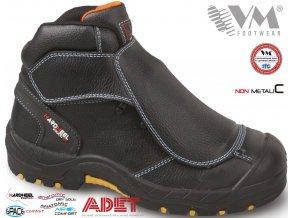 pracovna obuv reykjavik 2480 s3