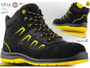 pracovna obuv vm 6120 s1p
