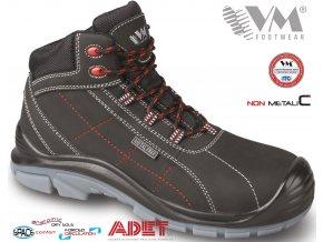 pracovna obuv vm oxford 5130 s3