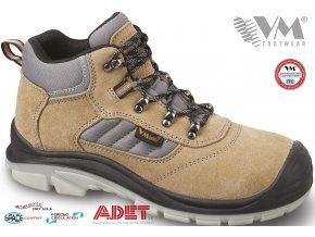 pracovna obuv lisabon 2660 s1