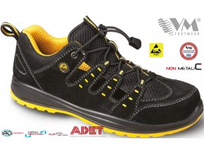 pracovna obuv vm memphis 2115
