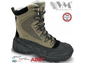pracovna obuv vm wellington 4390