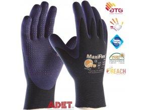pracovne rukavice atg maxiflex elite 34244