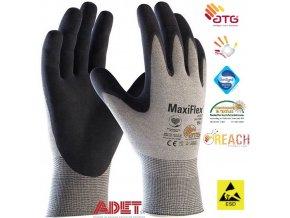 pracovne rukavice atg maxiflex elite esd 34774 a3102