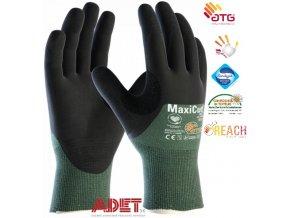 pracovne rukavice atg maxicut oil 44 305