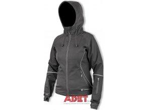 pracovna bunda promacher lady paltos jacket black p90007 001
