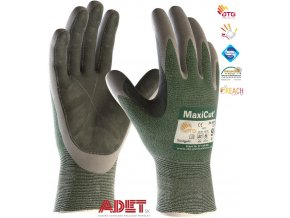 pracovne rukavice ardon atg maxicut oil 34 450lp
