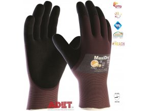 pracovne rukavice ardon atg maxidry 56 425