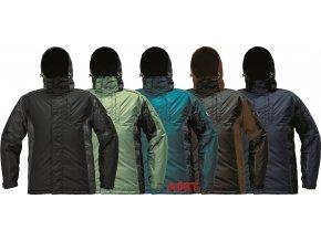 pracovna bunda cerva dayboro zimna 03310001