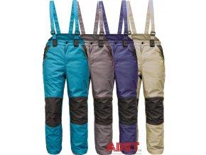 pracovne nohavice zimne cerva cremorne 03020411