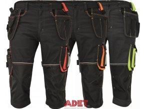 pracovne nohavice cerva knoxfield 320 tristvrtove 03020372