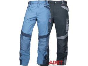 pracovne nohavice ardon r8ed+ cierne H9715 002