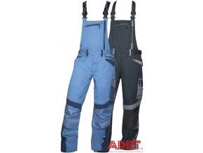 pracovne nohavice ardon r8ed cierne H9716