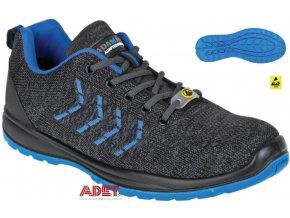 pracovna obuv z styôe adamant knitter s1 c91106 003