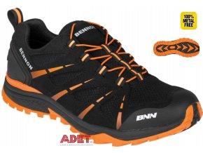 pracovna obuv z style bnn sonix orange low z90120 002