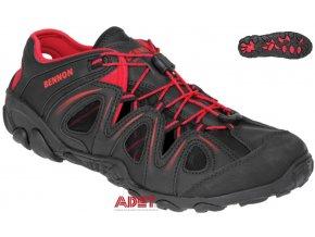 pracovna obuv z style bnn yukon red sandal z90025 001