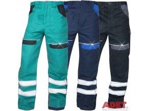 pracovne nohavice ardon cool trend reflexne