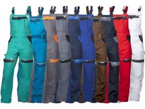 pracovne nohavice ardon cool trend na traky