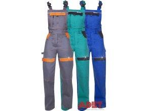 pracovne nohavice ardon cool trend damske na traky
