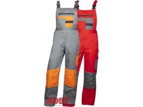 pracovne nohavice ardon strong na traky