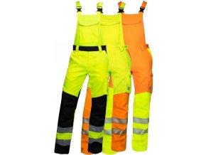 pracovne nohavice ardon signal na traky