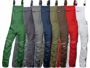 pracovne nohavice ardon urban s naprsenkou 001