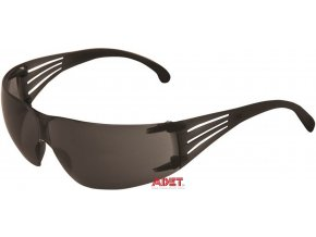 pracovne okuliare ardon 3m secure fit 400 dymove e3127