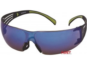 pracovne okuliare ardon 3m secure fit 400 zrkadlovo modre e3120