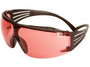 pracovne okuliare ardon 3m secure fit 400 zrkadlovo sive e3124