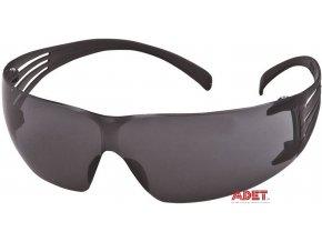 pracovne okuliare ardon 3m secure fit 200 dymove e3113