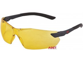 pracovne okuliare ardon 3m 282 zlte e3054