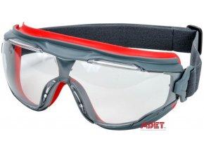 pracovne okuliare 3m gg501 sivo cervene e3131