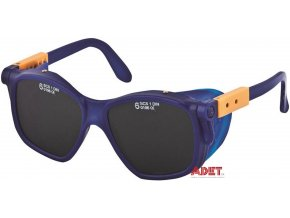 pracovne okuliare okula b b 40 dymove e1062
