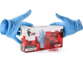 jednorazove rukavice cxs stern nitrilove
