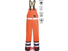 pracovne nohavice na traky ardon aqua 501 h1187