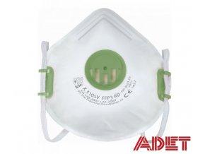 respirator ffp3 x310sv 1