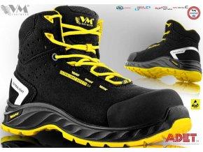 bezpecnostna obuv vm wisconsin 2290 s3