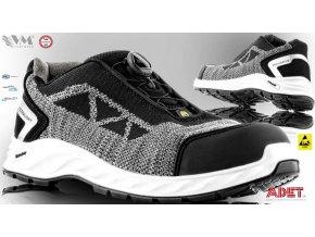 bezpecnostna obuv vm palermo 2085 s1p esd
