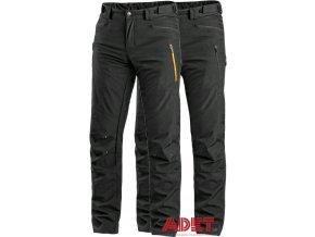 pracovne softshellove nohavice panske do pasa cxs akron 01