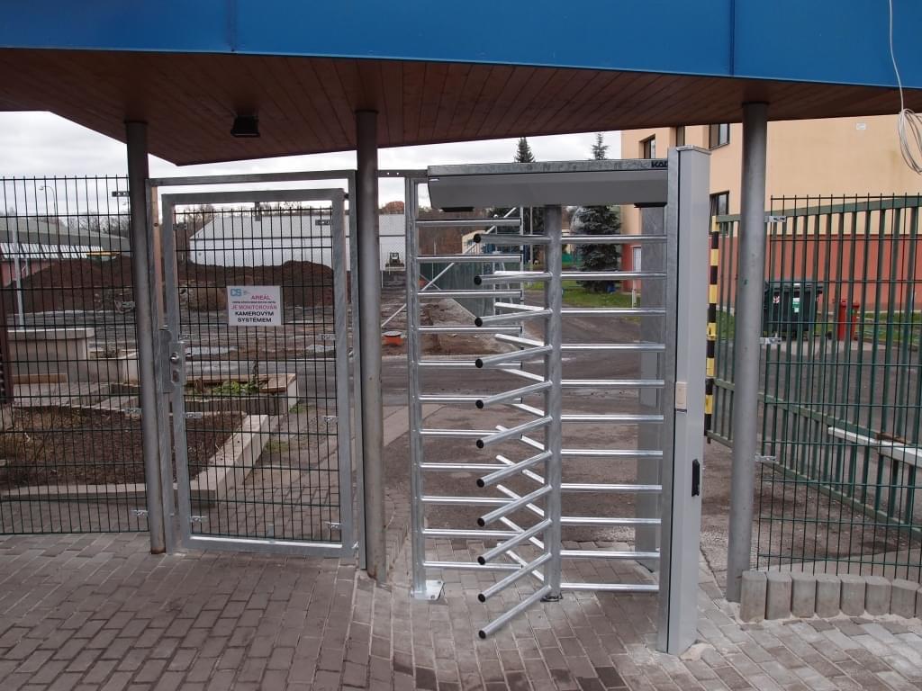 Reference Stromovka v Praze: svařované panely 2D