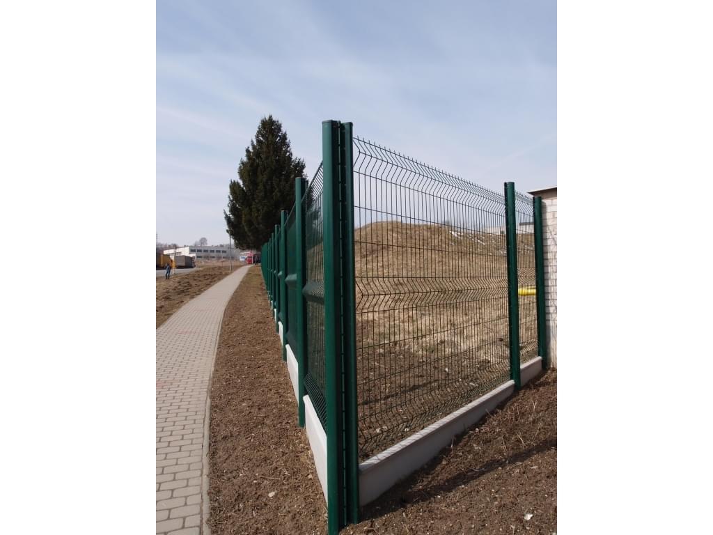 Agrostroj Humpolec: Panelové oplocení Axis