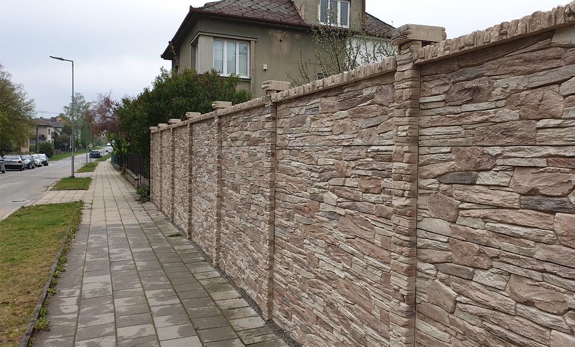 Betonové okrasné desky
