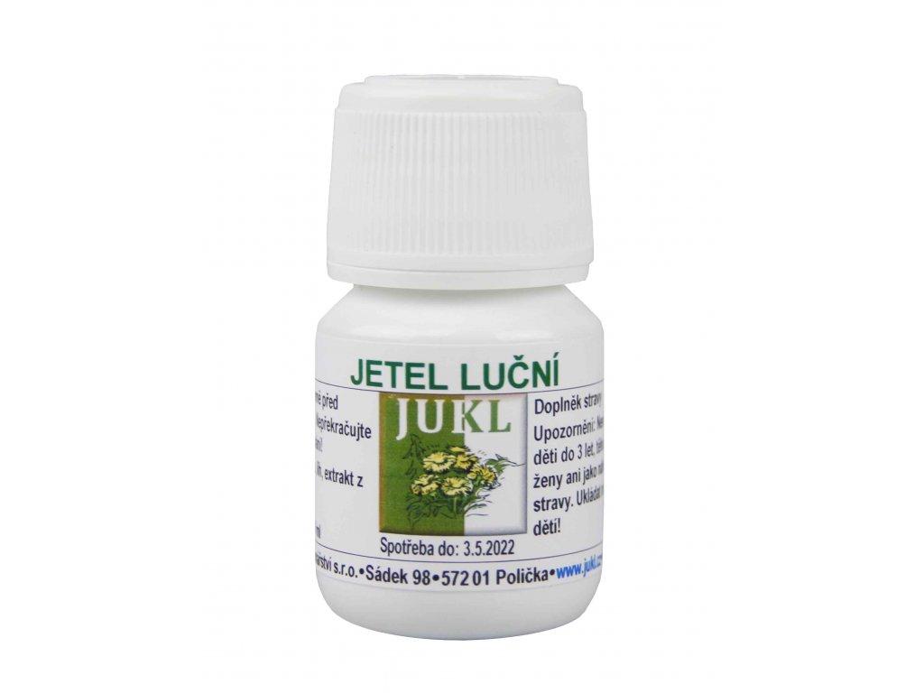 JUKL Tinktura Jetel luční 30 ml (1 balení 1x 30 ml)