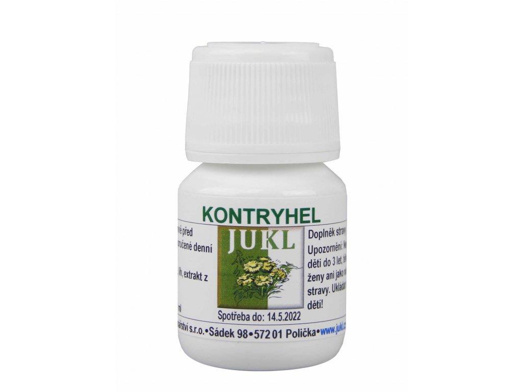 JUKL Tinktura Kontryhel 30 ml (1 balení 1x 30 tablet)