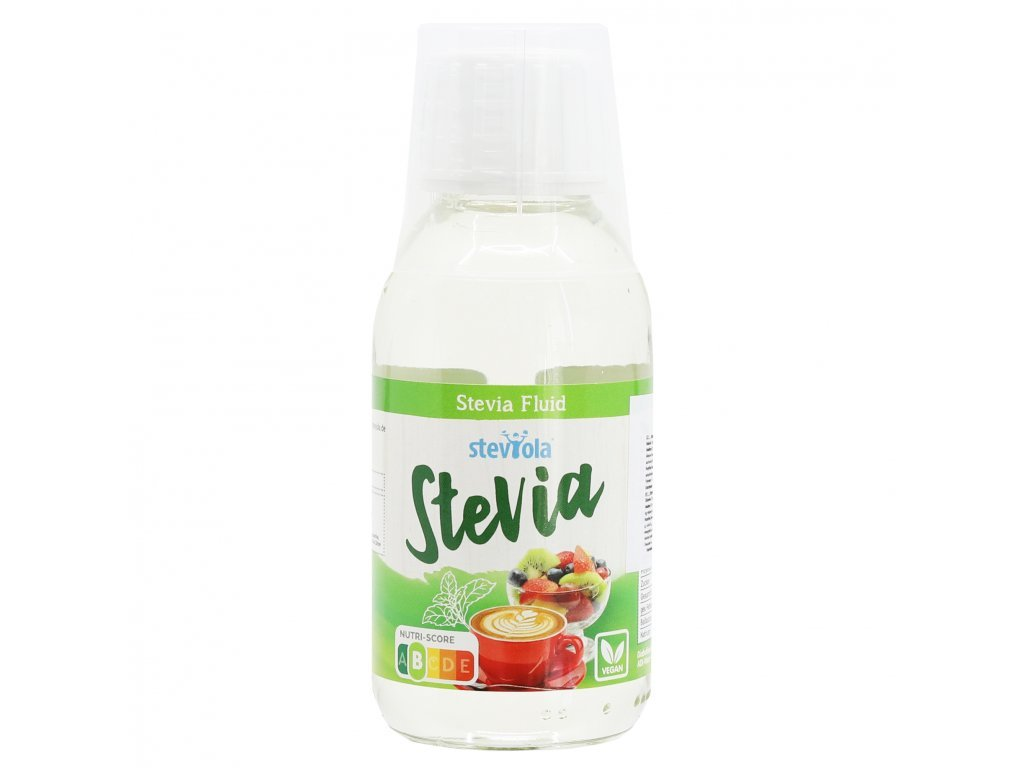 269 steviola stevia fluid tekute sladidlo 125 ml