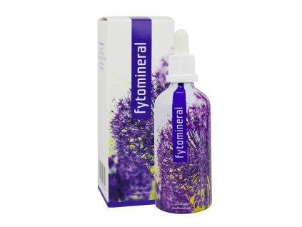 407 energy fytomineral koncentrovany koloidni roztok prirodnich mineralu 100ml