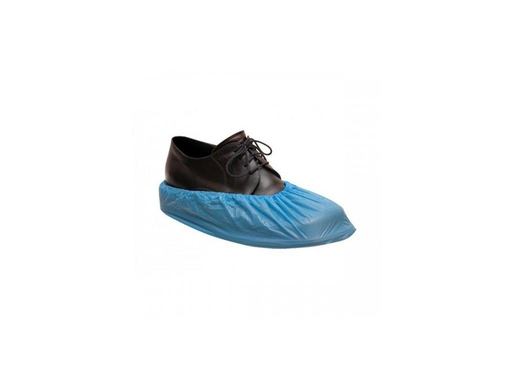 navlek na obuv plastovy 100ks bal