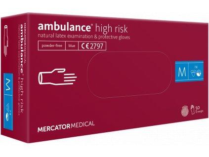 ambulancer high risk