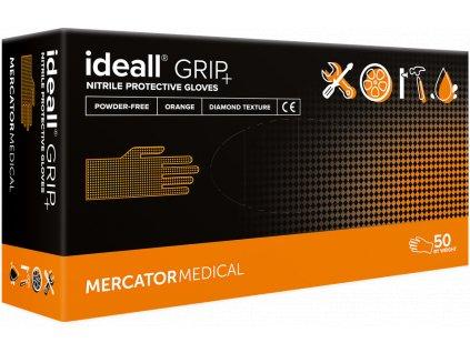 ideallr grip orange