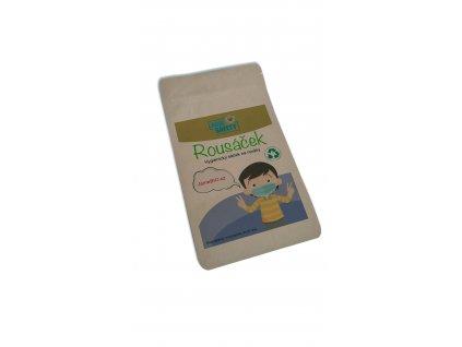 Rousáček BIO - hygienický sáček na roušky  rozložitelný do 60 dnů